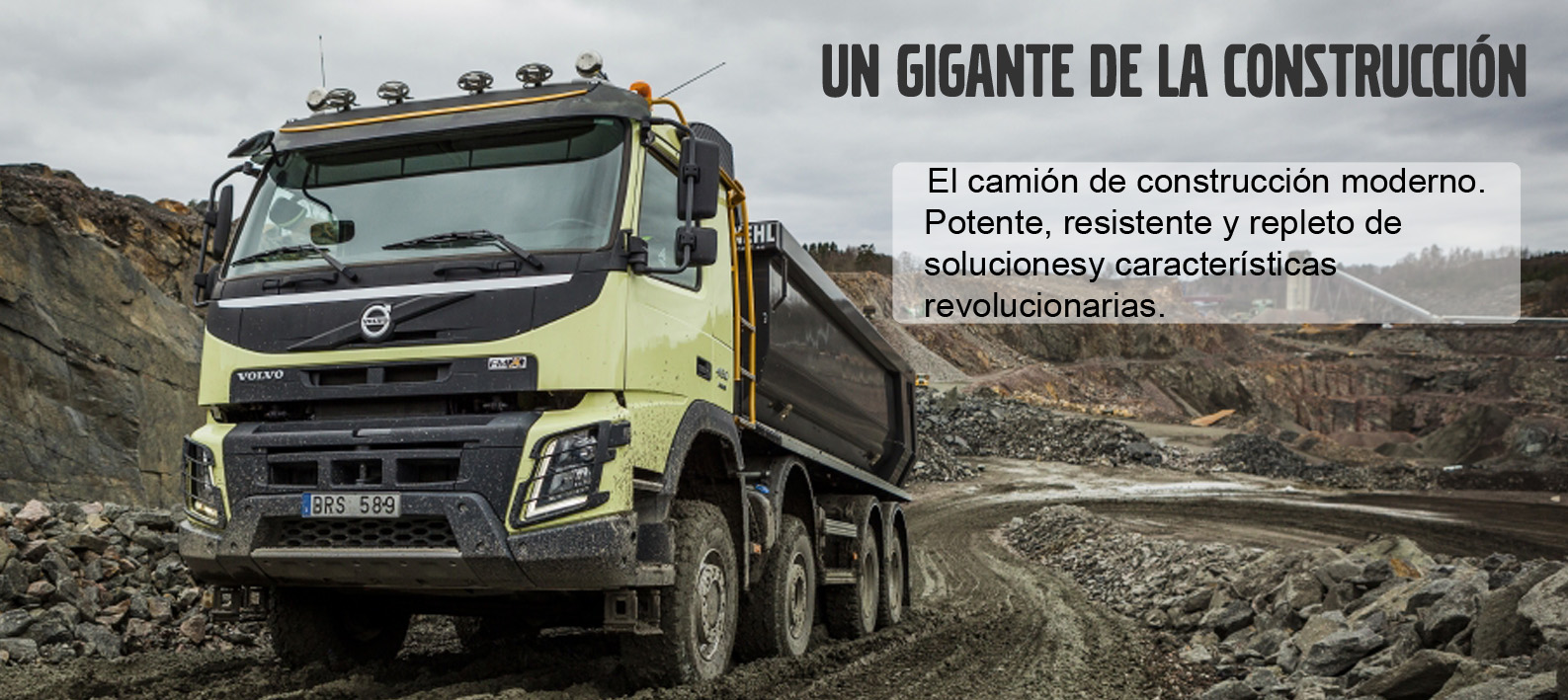 FMX Camion Volvo